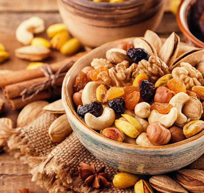 The Health-Boosting Benefits of Each Nut Explained